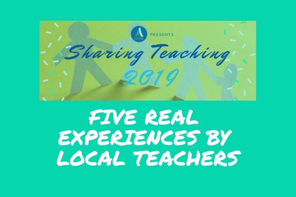 Sharing Teaching: five real experiences by local teachers