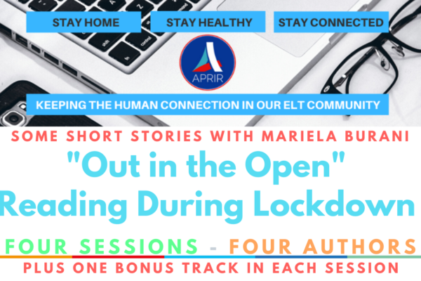 Out in the open – reading during lockdown