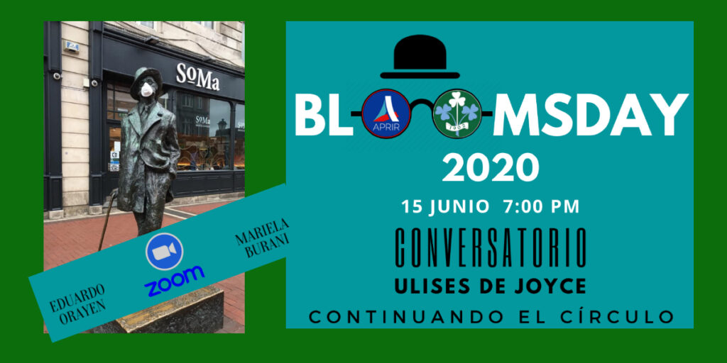 Bloomsday 2020