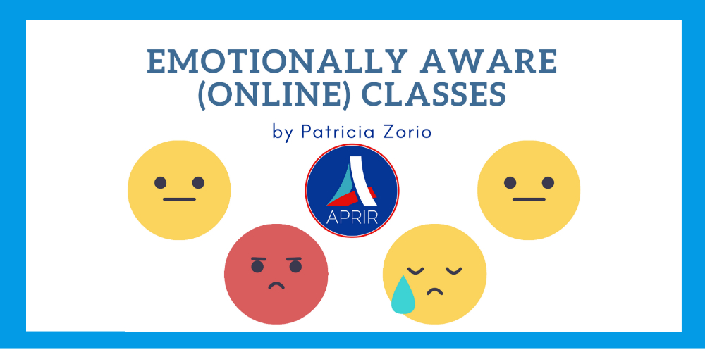Emotionally Aware (Online) Classes