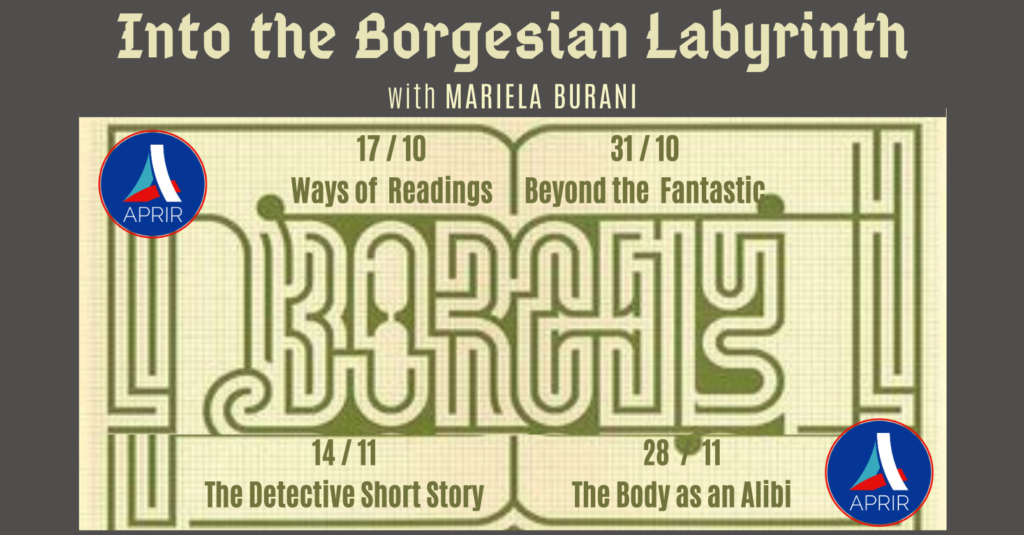 Into the Borgesian Labyrinth