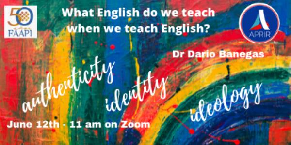 What English do we teach when we teach English?